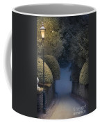 Illumiinated Victorian Street Light Coffee Mug