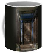 Illuminating The Past - Bodie Coffee Mug by Sandra Bronstein