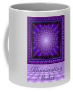Illuminating Violet Coffee Mug