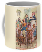 Illustration For A Christmas Carol Coffee Mug