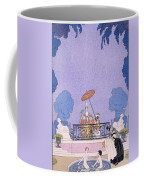 Illustration From A Book Of Fairy Tales Coffee Mug