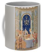 Illustration From 'les Liaisons Dangereuses'  Coffee Mug