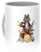 Illustration Of A Chasmosaurus Playing Coffee Mug