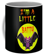 I'm A Little Batty Coffee Mug