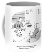 I'm Certain I Speak For The Entire Legal Coffee Mug