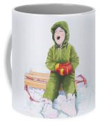 I'm Cooold Coffee Mug