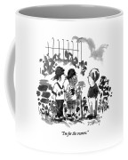 I'm For The Owners Coffee Mug