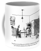 I'm Going To Get My Old Dog Coffee Mug