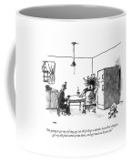 I'm Going To Get My Old Dog Coffee Mug by George Booth