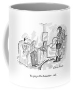 I'm Going To New Zealand For A Walk Coffee Mug