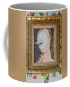 I'm Not A Therapist So I Can Talk About What I Can Talk About - Framed Coffee Mug