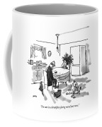 I'm Not In A Breakfast-fixing Mood Just Now Coffee Mug