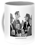I'm Out Of The Closet But Under The Radar Coffee Mug