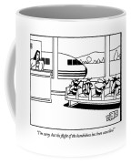 I'm Sorry, But The Flight Of The Bumblebees Coffee Mug