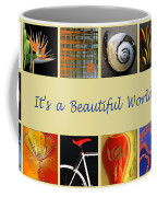 Image Mosaic - Promotional Collage Coffee Mug by Ben and Raisa Gertsberg