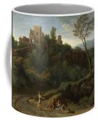 Imaginary Landscape With Buildings In Tivoli Coffee Mug