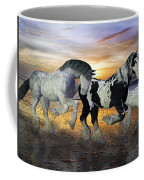 Imagination On The Run Coffee Mug