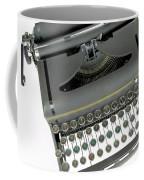 Imagination Typewriter Coffee Mug