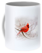 Img_2559-8 - Northern Cardinal Coffee Mug