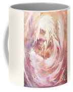 Immanuel Coffee Mug by Rachel Christine Nowicki