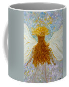 Immaterial Girl Coffee Mug