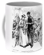 Immigrant Inspection, 1883 Coffee Mug