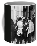 Immigrant Inspection, 1907 Coffee Mug