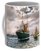 Immigrant Ship, 1893 Coffee Mug