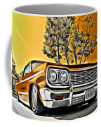 Impala Love Coffee Mug