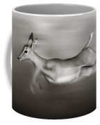 Impala Running  Coffee Mug