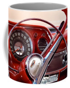Red Belair With Dice Coffee Mug