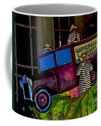 Imperial Laundry Truck Coffee Mug
