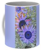Impressionism Sunflowers Coffee Mug