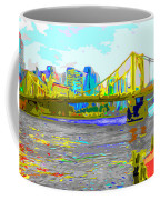 Impressionist Clemente Bridge 2 Coffee Mug