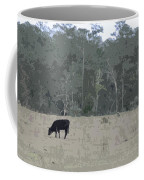 Impressionist Cows Grazing Coffee Mug