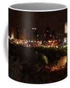 Jaffe At Night Coffee Mug