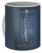Improvement To Muzzle-loading Fire-arm - Vintage Patent Blueprint Coffee Mug