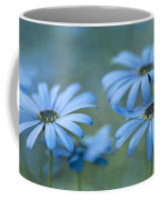 In A Corner Of A Garden Coffee Mug by Priska Wettstein