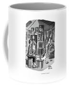 In A Minute!  In A Minute! Coffee Mug