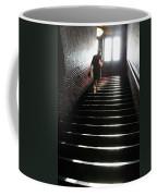 In A Stairwell Coffee Mug