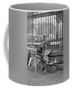 In Another World Monochrome Coffee Mug