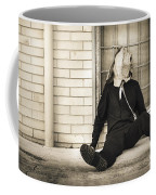 In Bliss Of Ignorance Coffee Mug