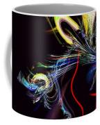 In Celebration Of Things Cerebral Coffee Mug