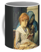 In Church Coffee Mug