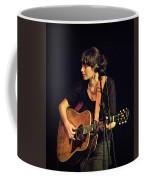 In Concert With Folk Singer Pieta Brown Coffee Mug