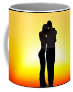 In Each Others Arms... Coffee Mug