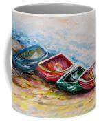 In From The Sea Coffee Mug by Eloise Schneider