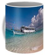 In Harmony With Nature. Maldives Coffee Mug