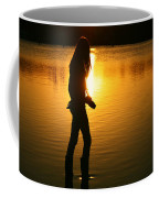 In Her Element Coffee Mug by Laura Fasulo