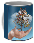 In His Hands Coffee Mug